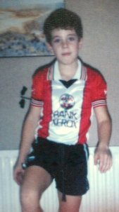 Saints fan - 1982
